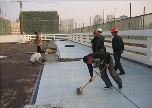 屋面及地下室外墙的betway365体育处理